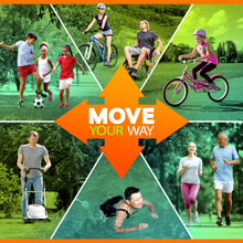 Move Your Way Physical Activity Campaign
