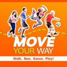 Move Your Way Physical Activity for Families