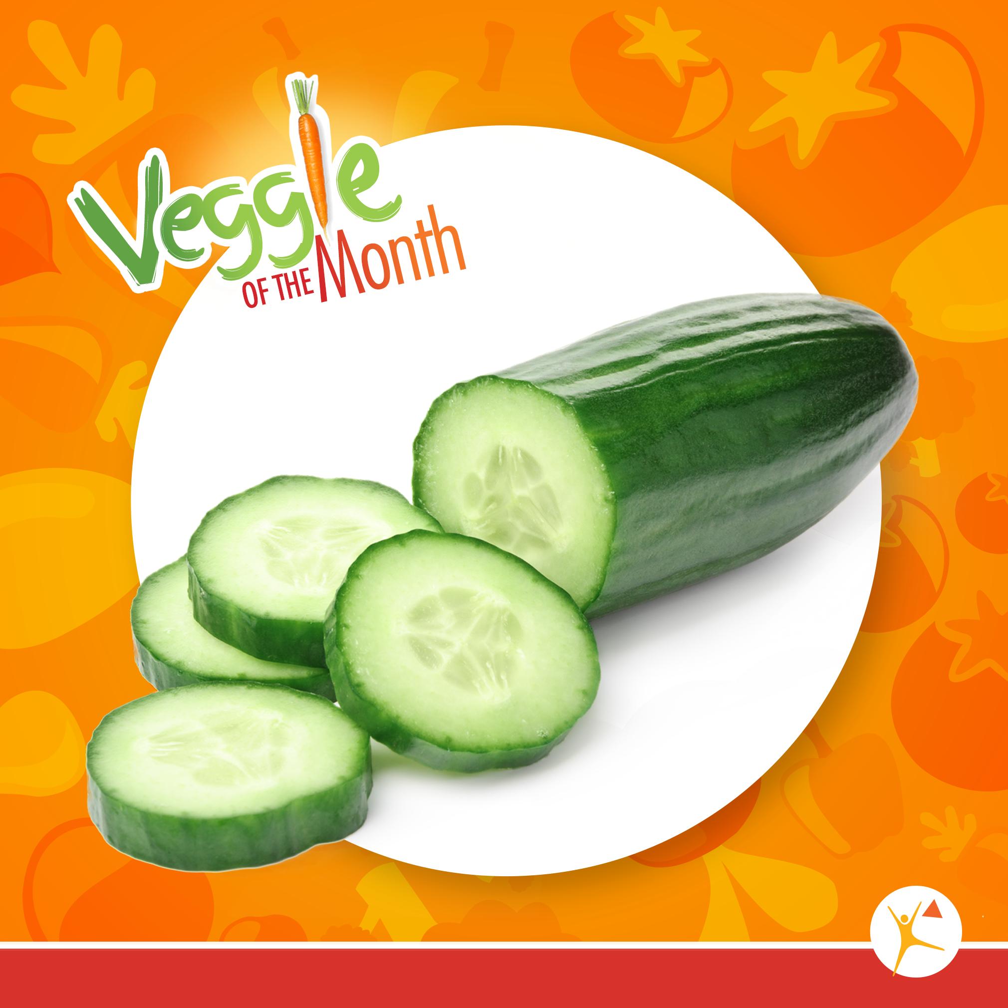 Veggie of the Month: Cucumber